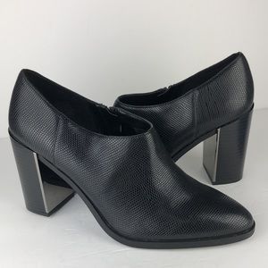Nine West Wintero Point Toe Ankle Boots 11